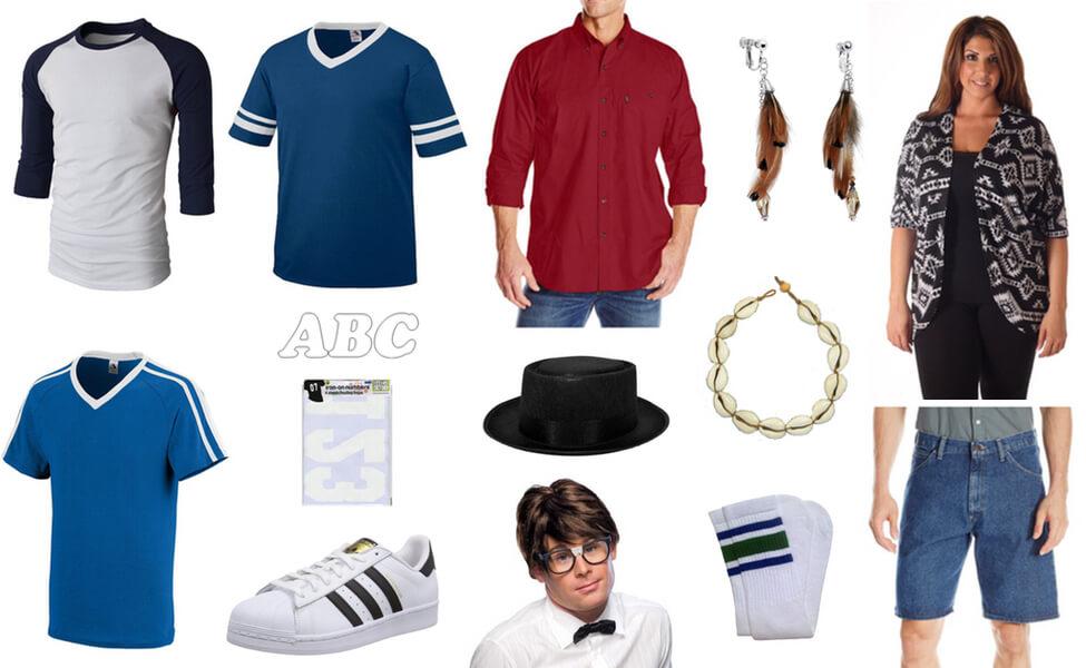 """Gerald """"Coop"""" Cooperberg Costume"""