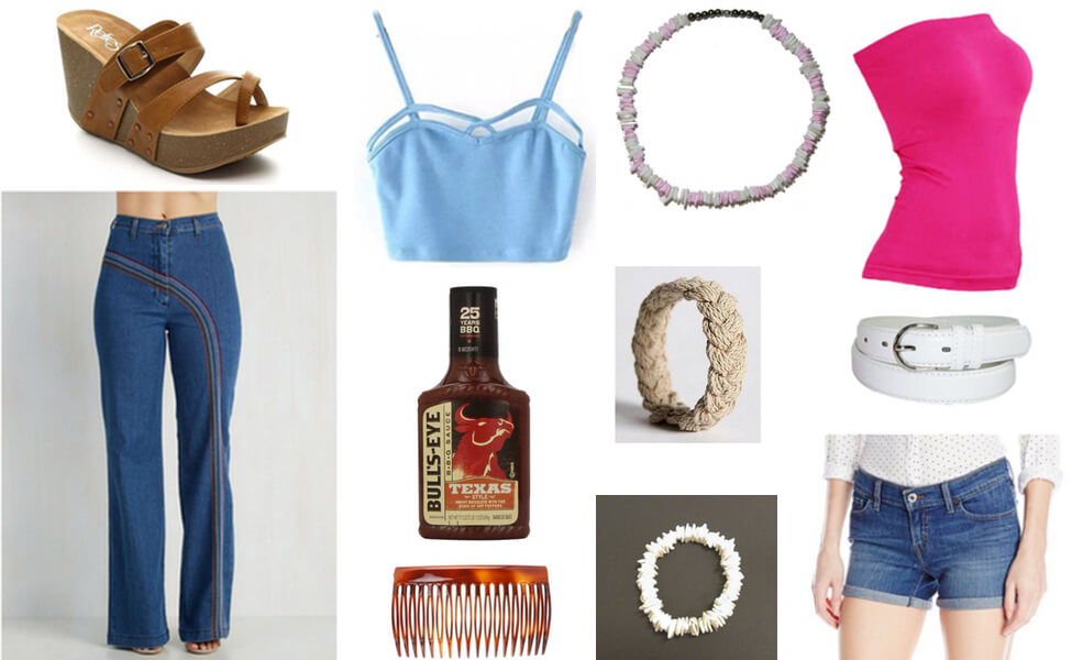 Lindsay from Wet Hot American Summer Costume