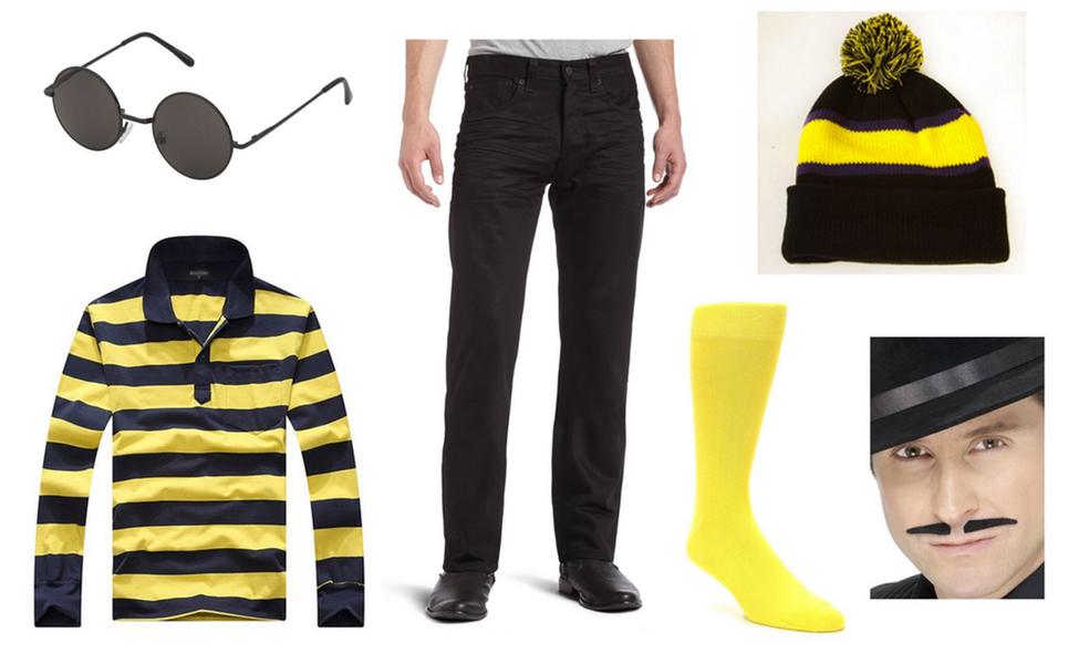 Odlaw Costume