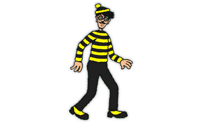 Cartoon Characters Yellow And Black Striped Shirts : Odlaw costume diy guides for cosplay halloween