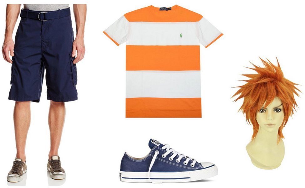 Phineas Flynn Costume