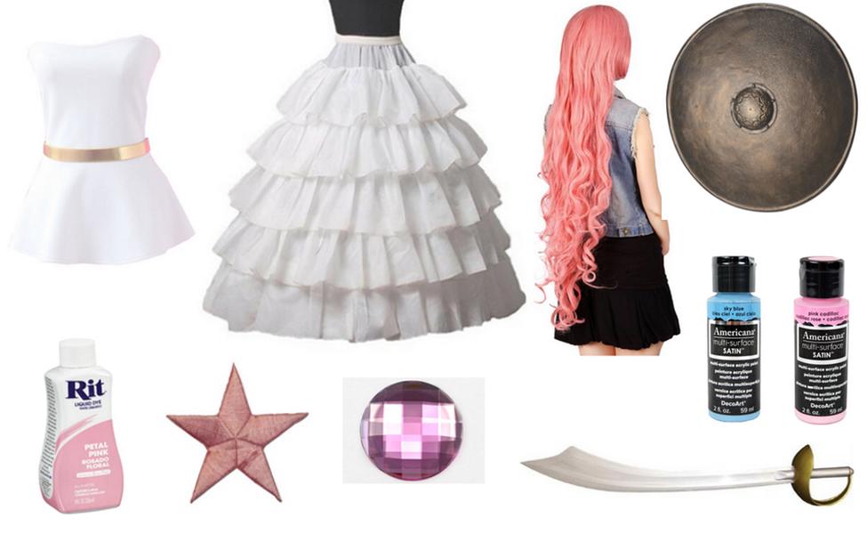 Rose Quartz Costume