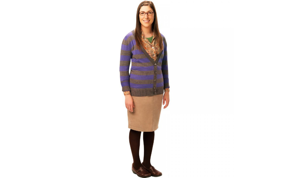 Image result for amy farrah fowler skirts