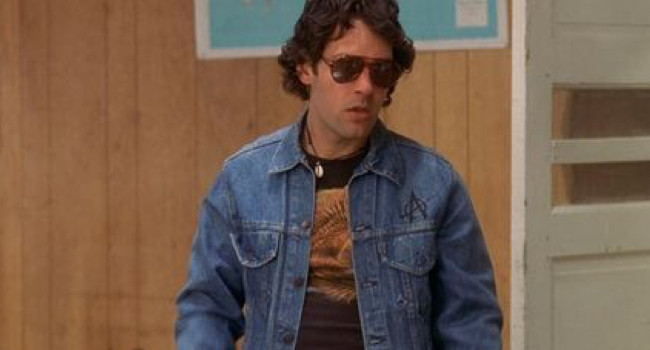 Andy from Wet Hot American Summer