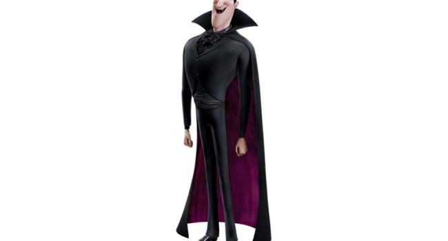Dracula from Hotel Transylvania