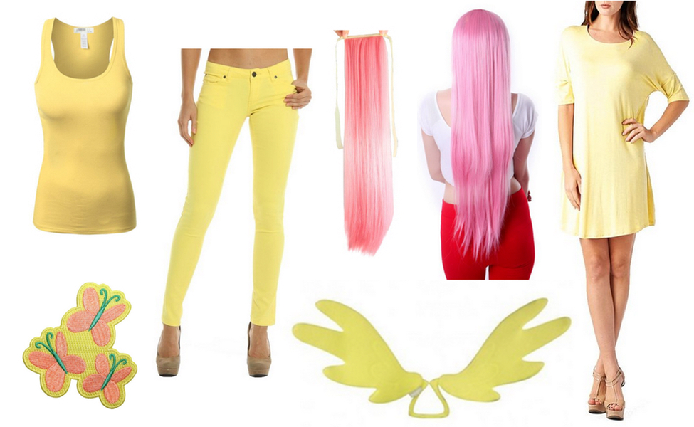 Fluttershy Costume