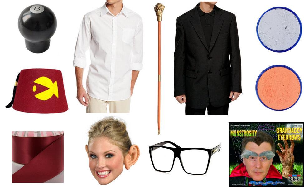 grunkle stan costume
