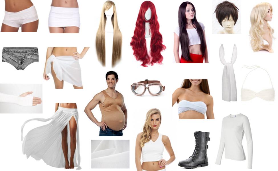 Immortan Joe's Wives Costume