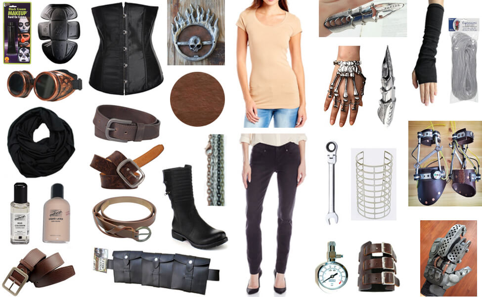 Imperator Furiosa Costume Diy Guides For Cosplay Amp Halloween