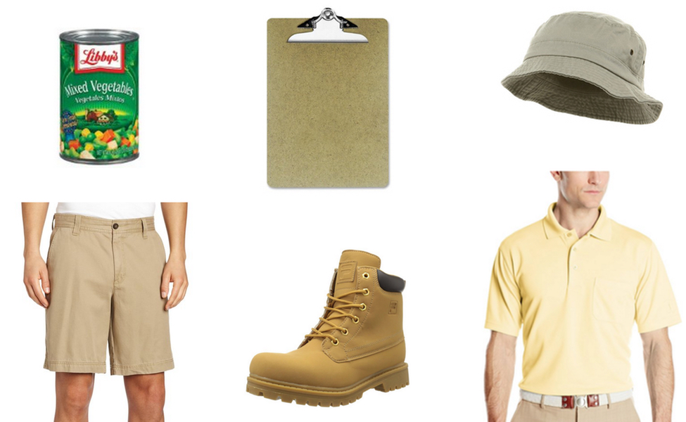 Mitch from Wet Hot American Summer Costume