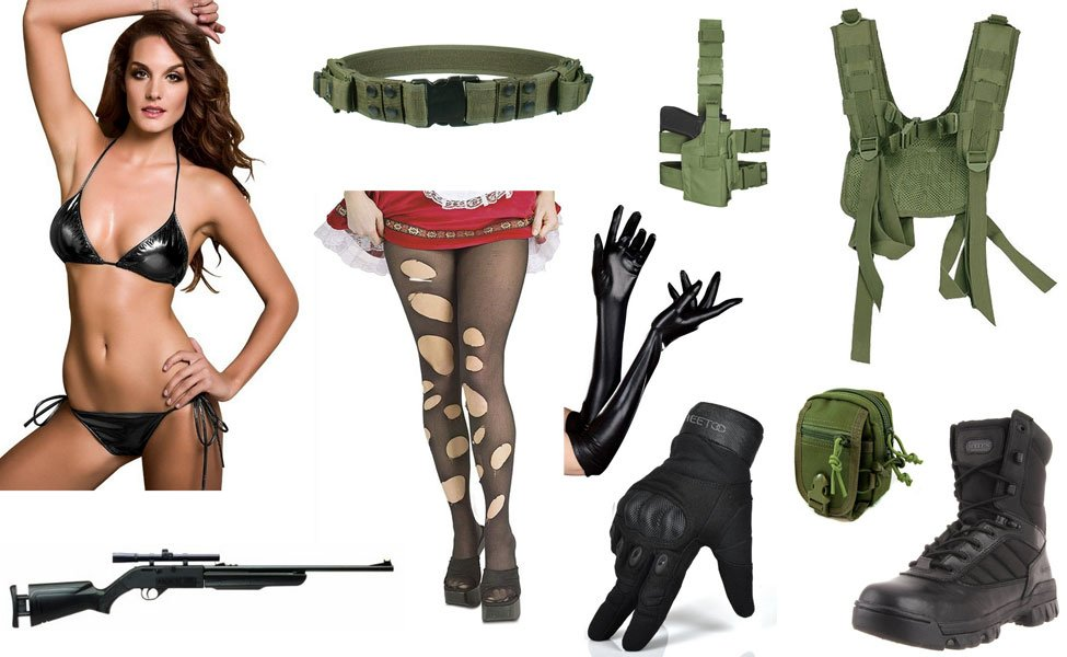 Quiet Costume Diy Guides For Cosplay Halloween