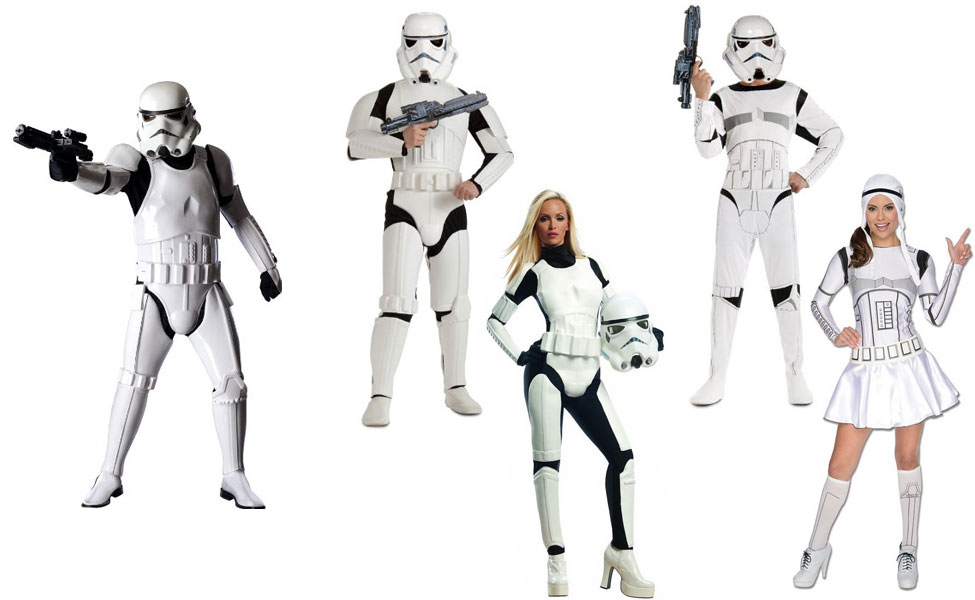 Stormtrooper costume diy guides for cosplay halloween stormtrooper costume solutioingenieria Gallery