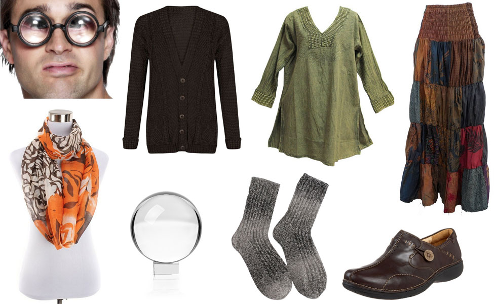 Sybill Trelawney Costume Diy Guides For Cosplay Amp Halloween