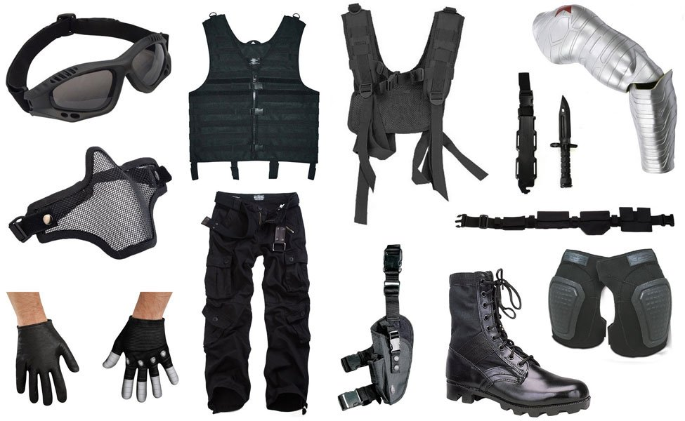 winter soldier costume diy guides for cosplay amp halloween
