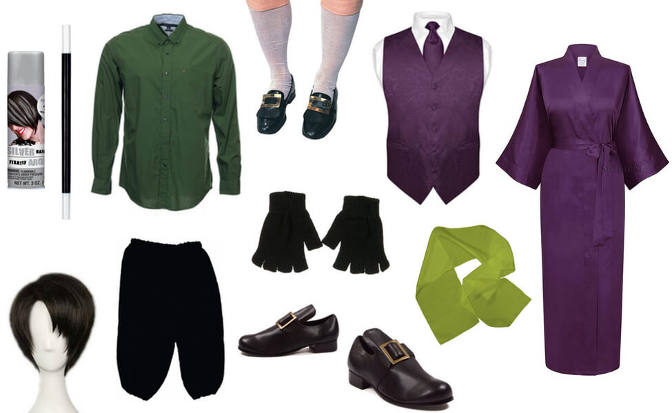 Cedric The Sorcerer Costume Diy Guides For Cosplay