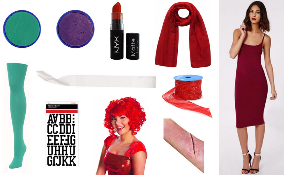Miss Argentina Costume Carbon Costume Diy Dress Up Guides For Cosplay Halloween