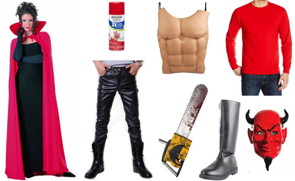 Red Devil from Scream Queens Costume