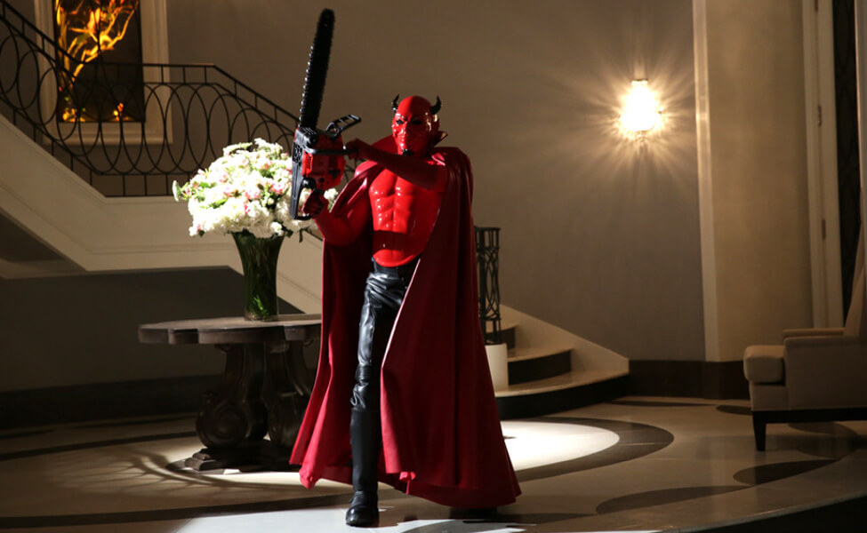 Red Devil from Scream Queens