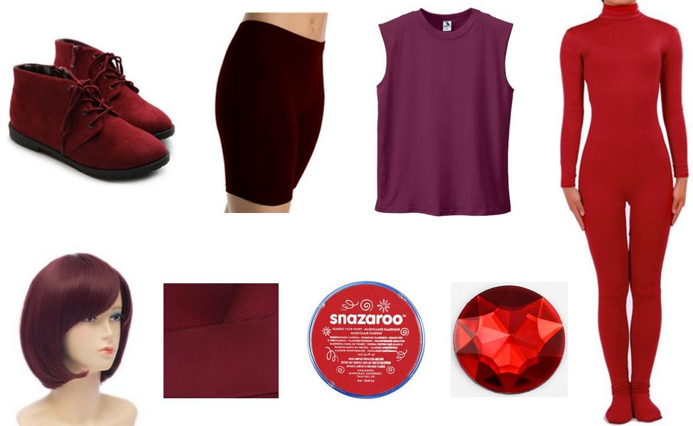 Ruby Costume