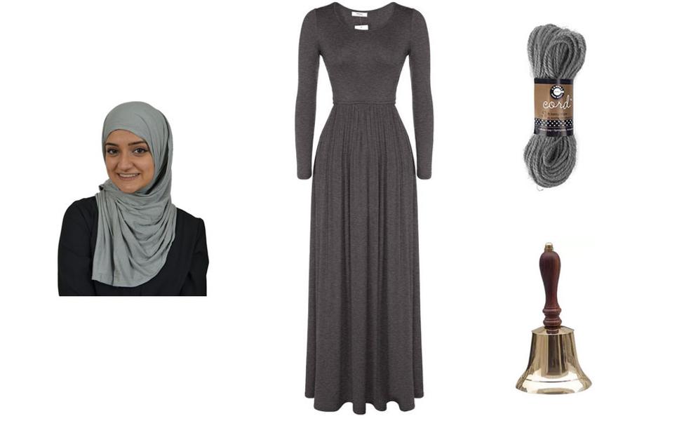 Unella the Shame Nun Costume
