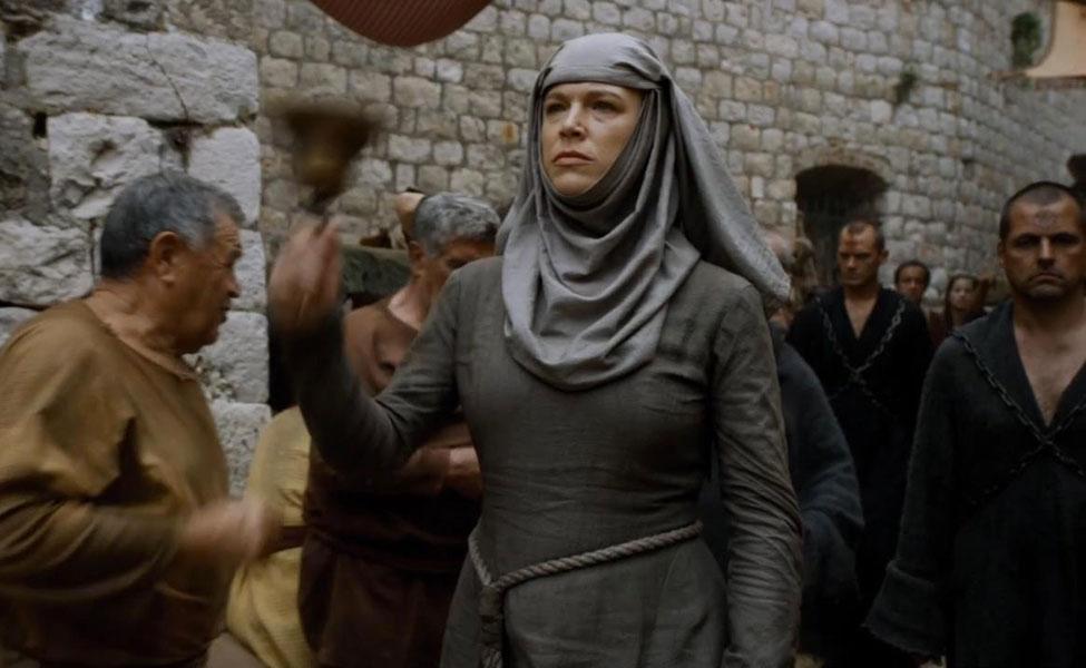 Unella the Shame Nun