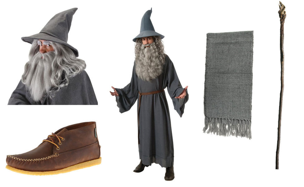 Gandalf the Grey Costume | DIY Guides for Cosplay & Halloween