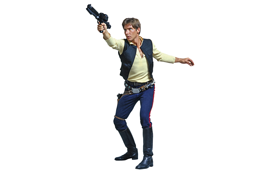 Han Solo Costume | DIY Guides for Cosplay & Halloween Jabba The Hutt Costume