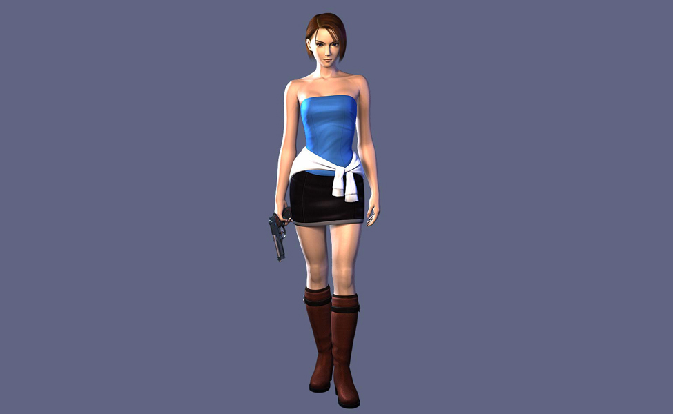 Jill Valentine Costume Diy Guides For Cosplay Halloween