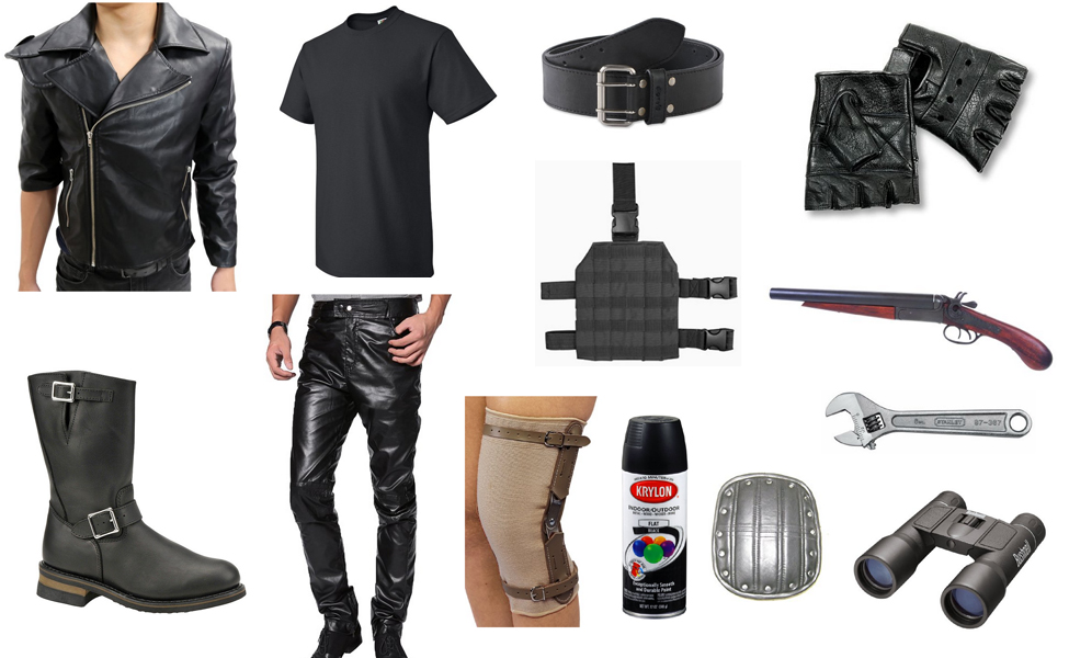 Berühmt Mad Max Road Warrior Costume | DIY Guides for Cosplay & Halloween IF81
