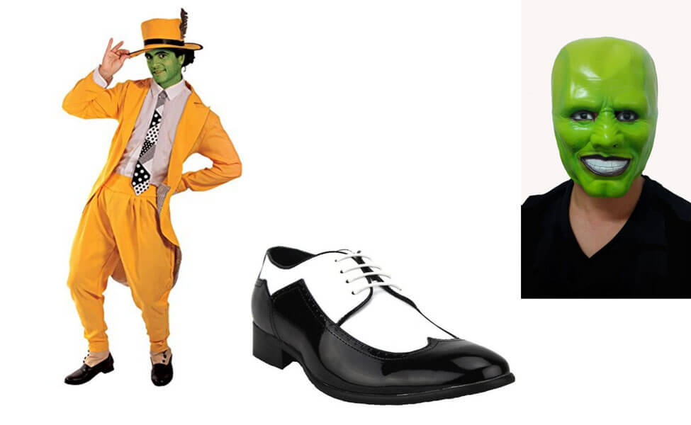 The Mask Costume  sc 1 st  Carbon Costume & The Mask Costume | DIY Guides for Cosplay u0026 Halloween
