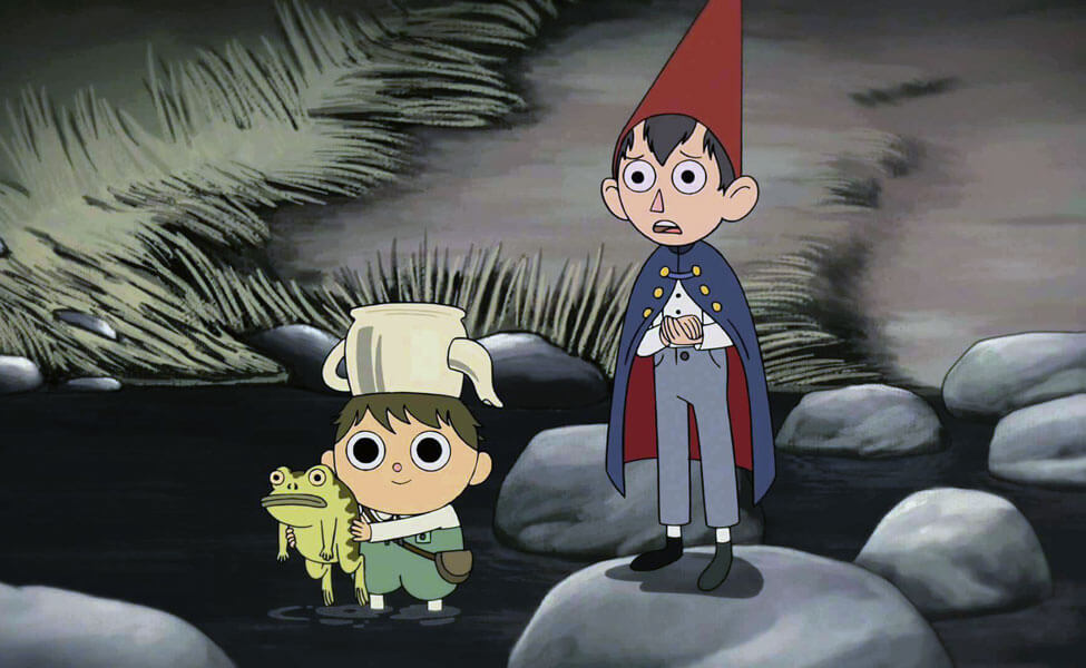 Over The Garden Wall Patrick Mchale Wirt
