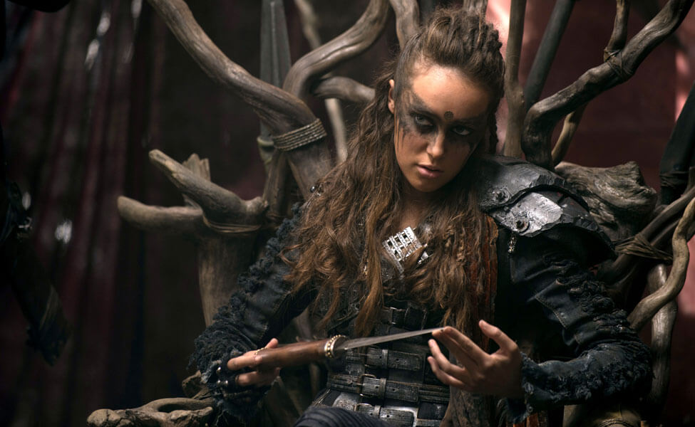 Commander Lexa