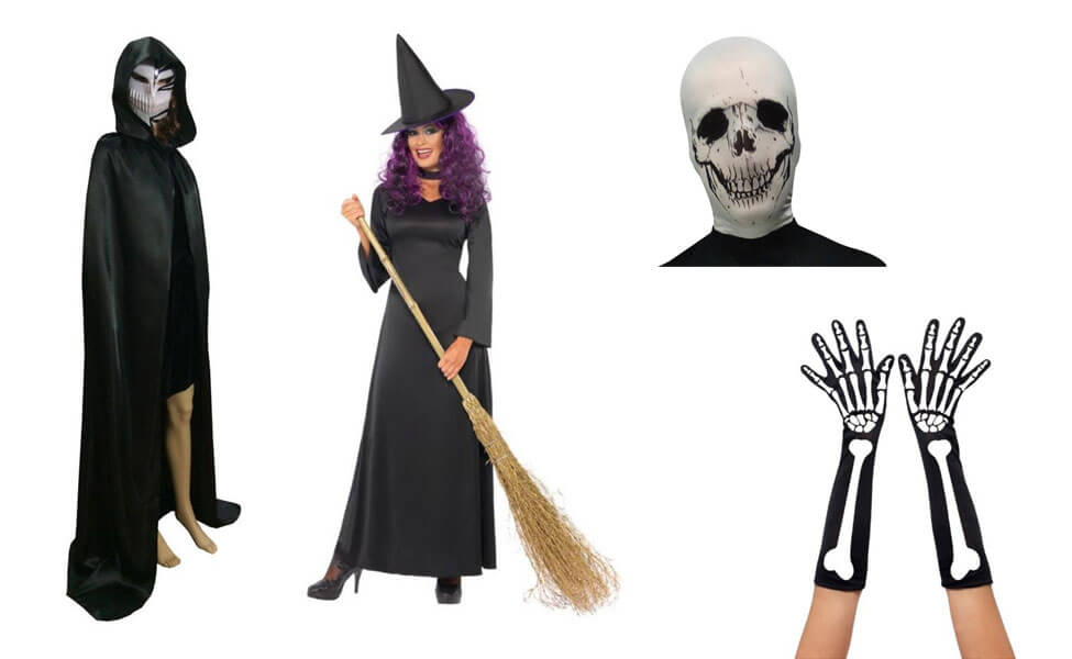 Cosmic Entity Death Costume