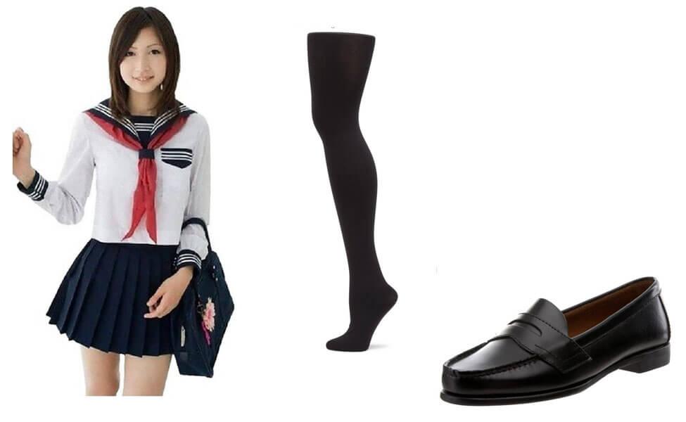 Ayano Aishi Costume