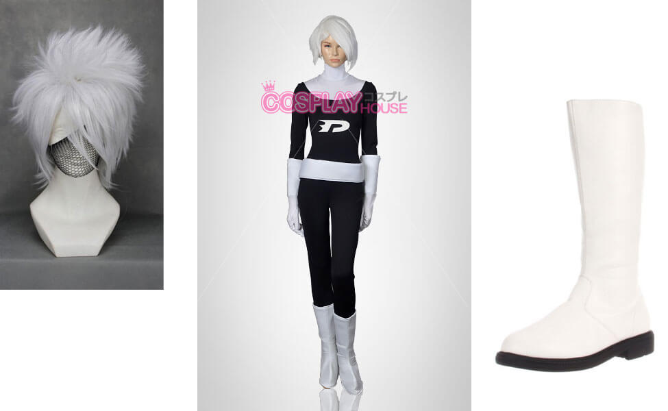 Danny Phantom Costume