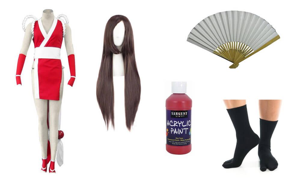 Mai Shiranui Costume