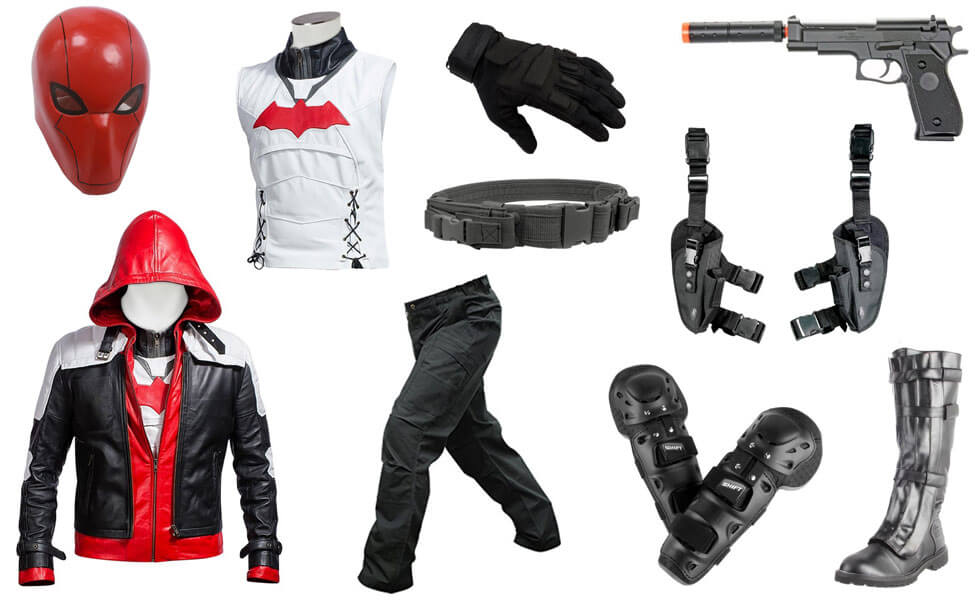 Red Hood Costume | DIY Guides for Cosplay u0026 Halloween