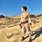 Rey from The Force Awakens