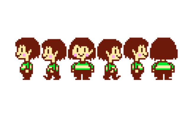 Chara from Undertale