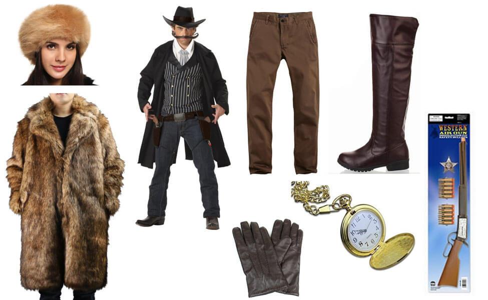 John Ruth Costume