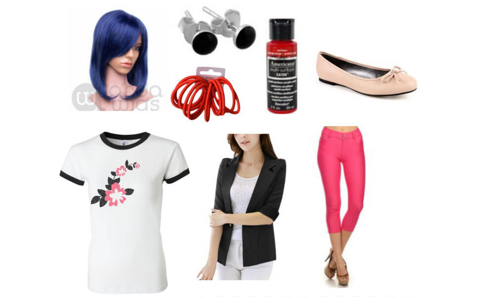 Marinette Dupain Cheng Costume Diy Guides For Cosplay