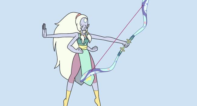 Opal from Steven Universe