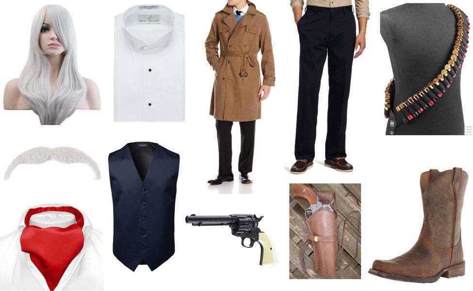 Revolver Ocelot Costume