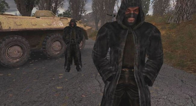 Bandits from S.T.A.L.K.E.R.