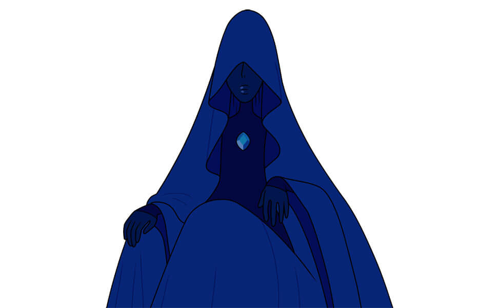 Blue Diamond Costume | DIY Guides for Cosplay & Halloween