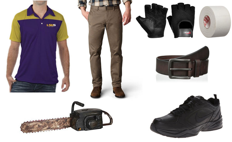 Coach from Left 4 Dead 2 Costume
