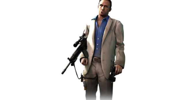 Nick from Left 4 Dead