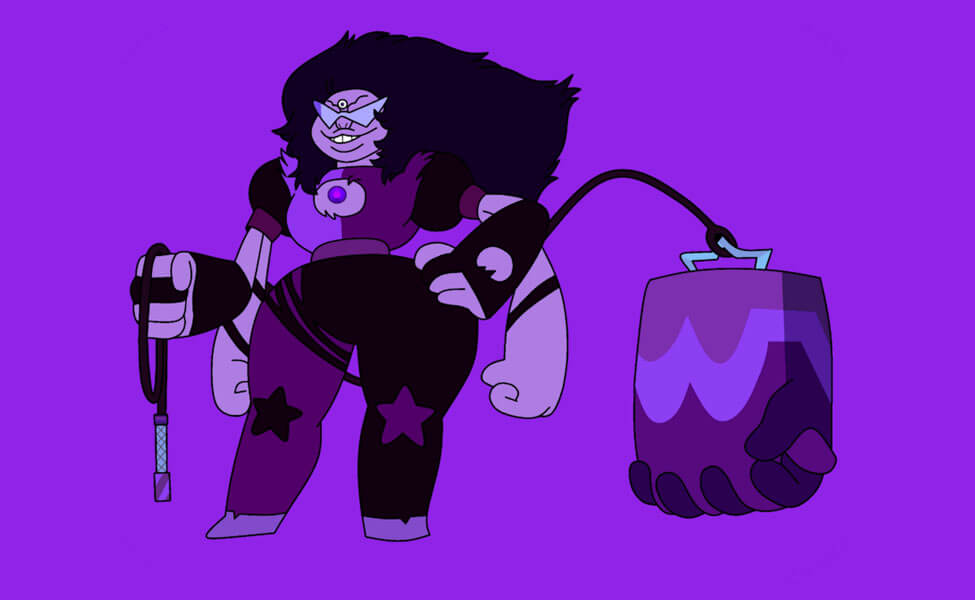 Sugilite Costume | DIY Guides for Cosplay & Halloween
