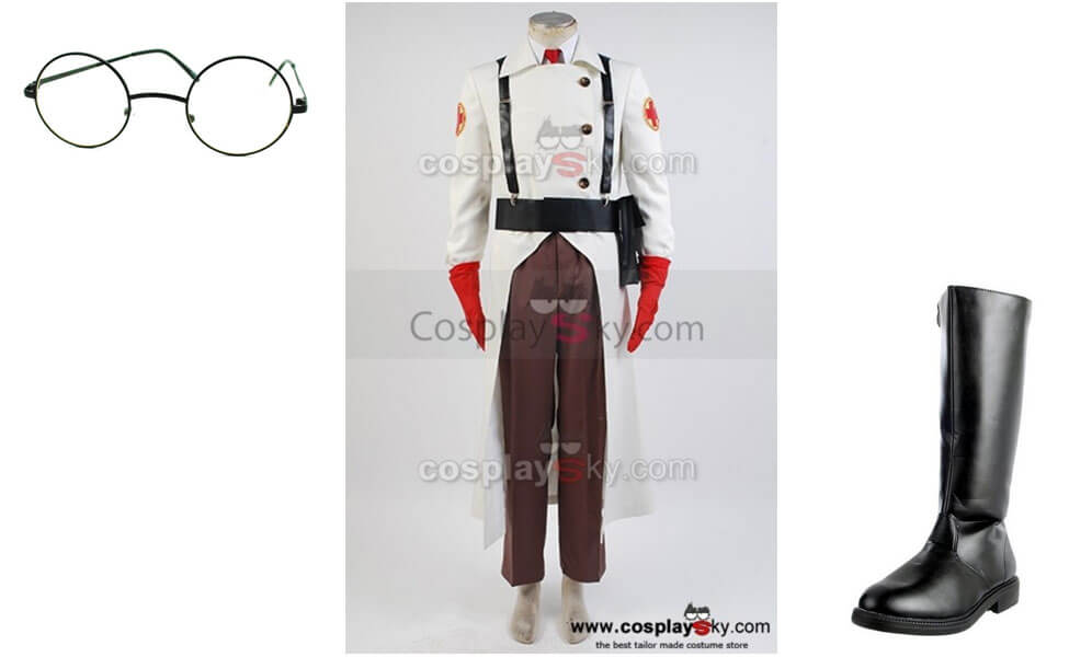TF2 Medic Costume