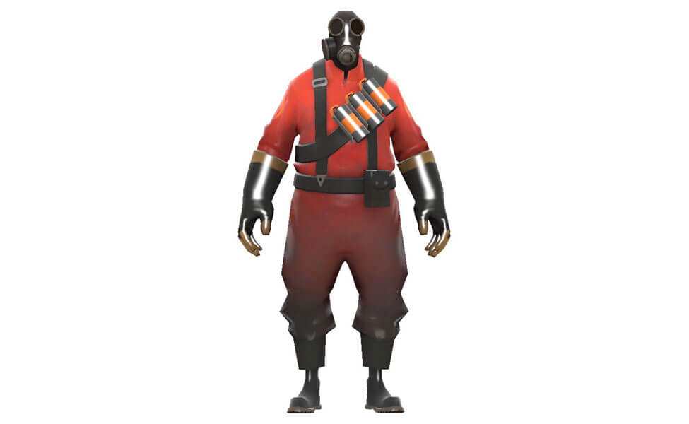 tf2 meet the pyro date
